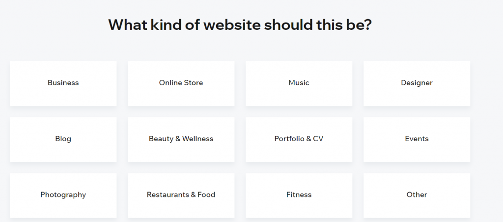 WIX e-Commerce review